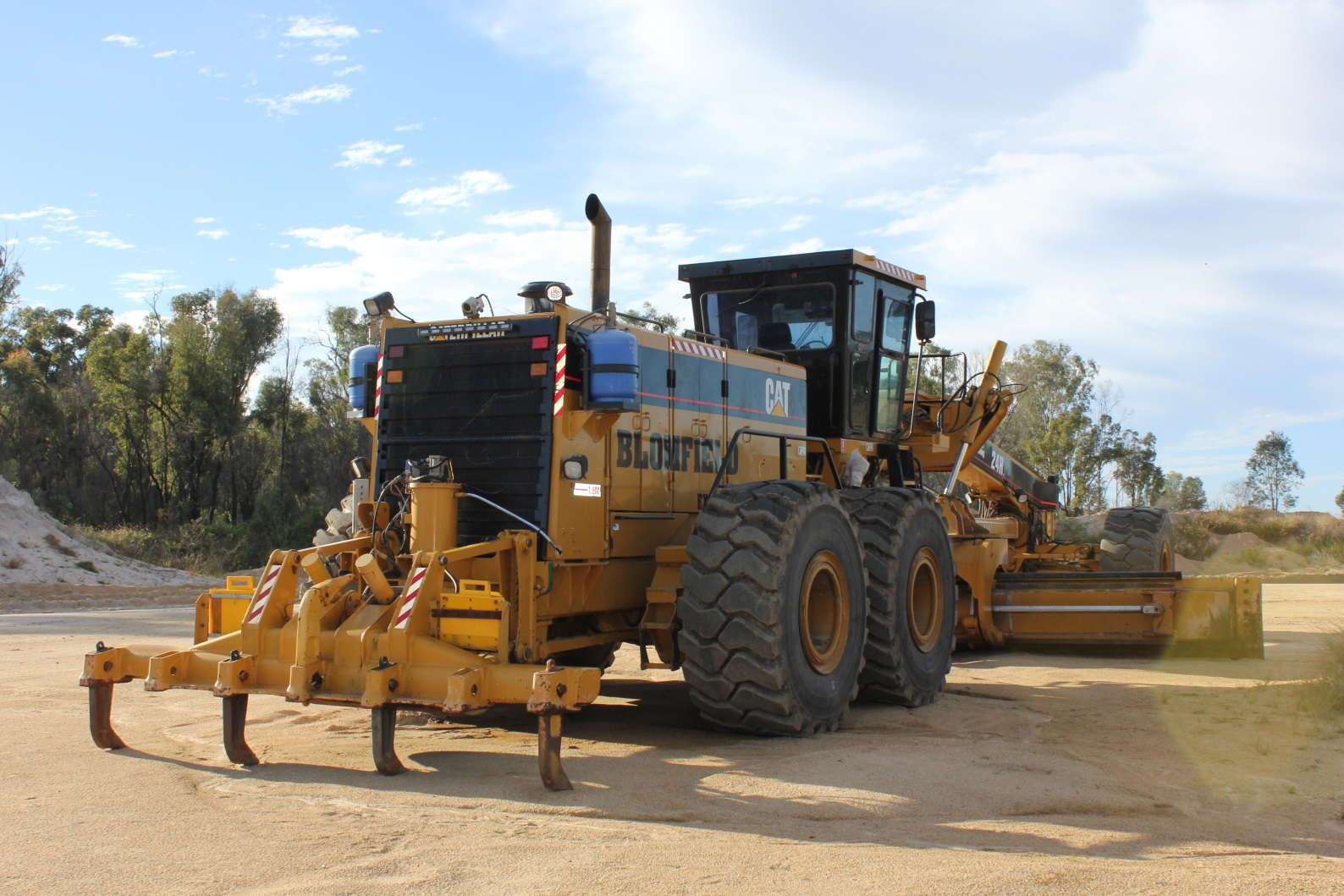 Central Auto Sales >> Caterpillar 24H Grader - $POA - CQ Equipment Sales